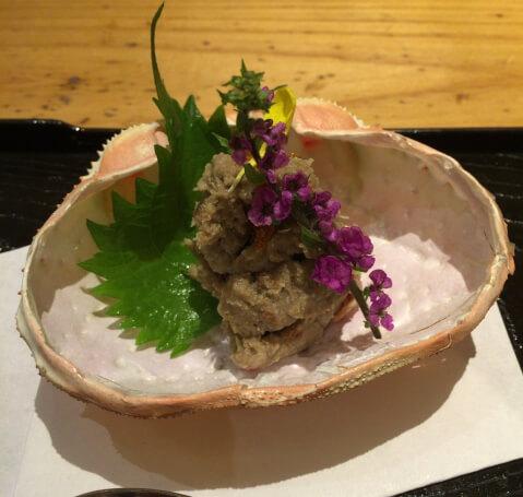 稲田屋料理