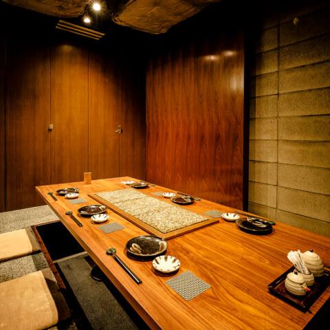 炙り焼き 石炉端 立川 居酒屋 北口 個室 和食