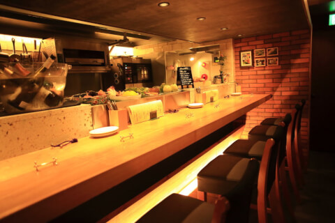 キッチン一如 横浜駅西口 イタリアン レストラン
