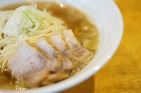 自家製麺 伊藤 比内鶏肉そば