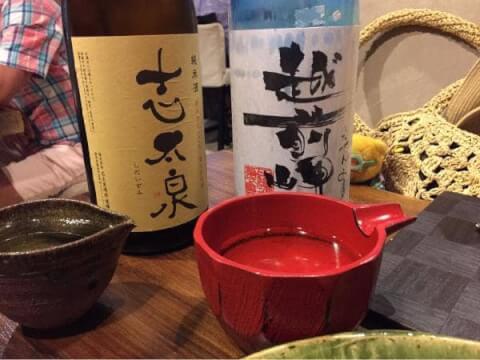藤沢の安いおすすめ居酒屋、日本酒が人気のいとや