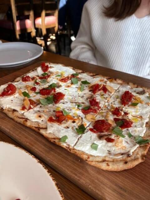 iveのピザ