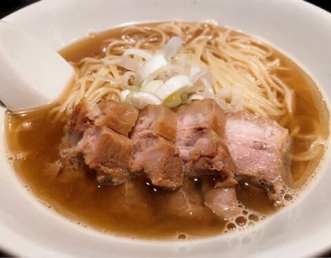 自家製麺 伊藤 銀座 東銀座駅 ラーメン おすすめ