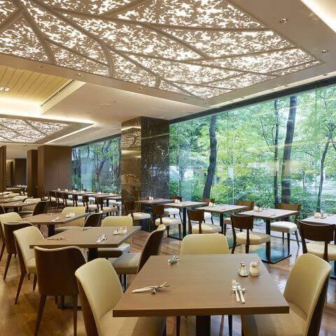 新宿 京王プラザホテル オールデイダイニング樹林