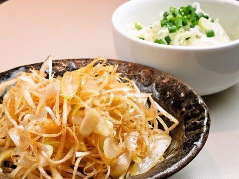 トッピング 特製ネギ塩 焼肉 寿亭(じゅてい)渋谷店 渋谷 焼肉