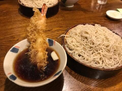 元祖つけ天そば 角平 横浜駅 テイクアウト おすすめ 和食