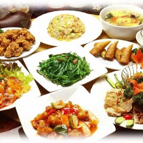 嘉宴の料理画像