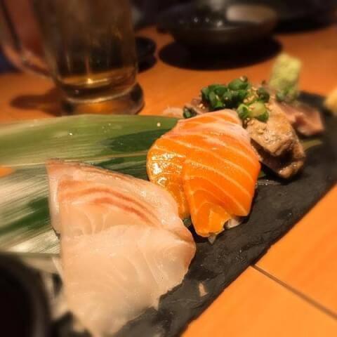 海鮮 個室居酒屋 囲炉裏 神楽坂 おすすめ 安い 魚介 海鮮 和食
