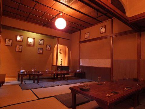 神楽坂 おいしんぼ 居酒屋 おすすめ 飯田橋 古民家 安い 和食 個室 おしゃれ