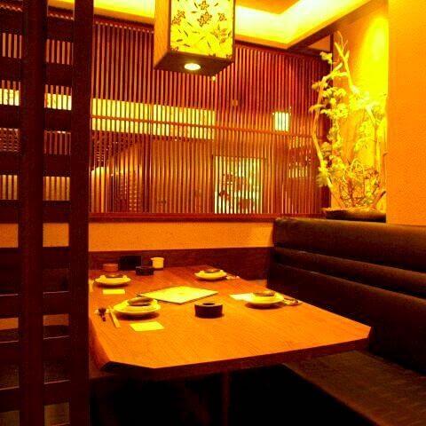 恵比寿 居酒屋 海仙楽 おしゃれな個室