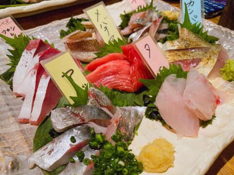池袋 居酒屋 海鮮山 海鮮料理