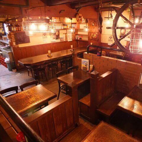 海賊 有楽町 居酒屋