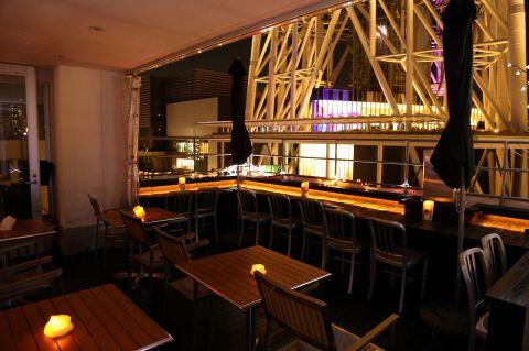 トラットリアピッコレランパーレ& roof top sky bar & かき氷 スカイツリー 東京 かき氷