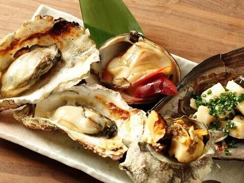 品川牡蠣入レ時 品川 ディナー おすすめ 和食 海鮮 魚介
