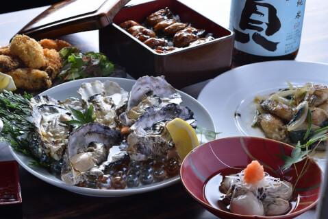 かきっこ商店 阿佐ヶ谷 東京 おすすめ牡蠣食べ放題