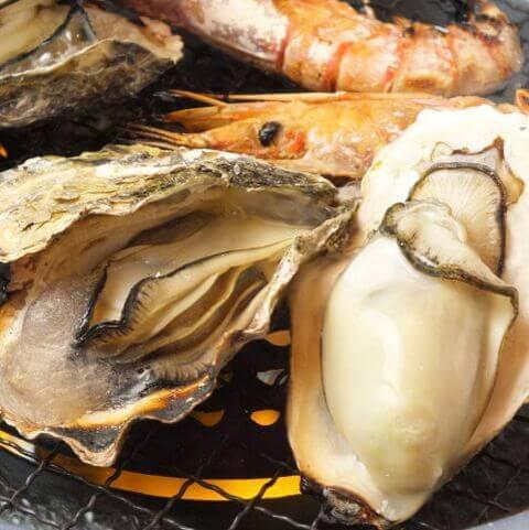 かき小屋 高円寺店 東京 おすすめ 牡蠣食べ放題