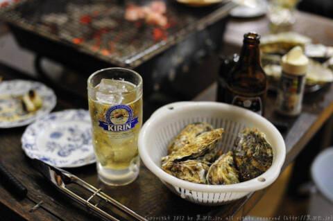 かき焼き小屋 一 東大和 東京 牡蠣食べ放題