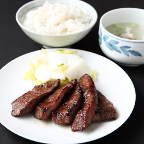 牛タン料理閣