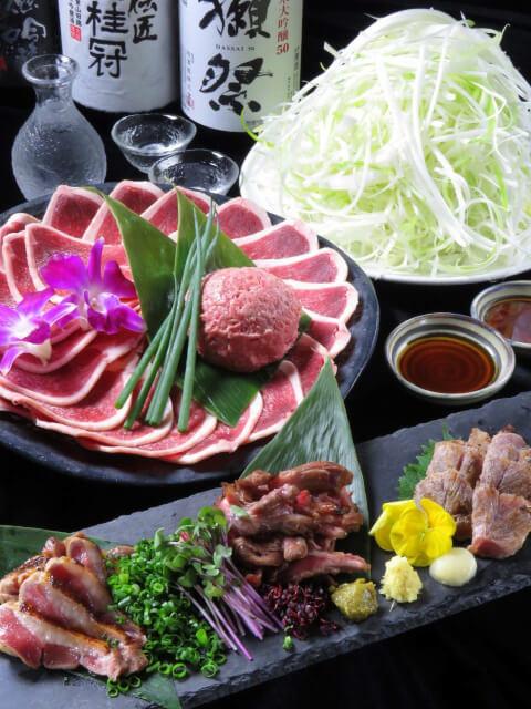 京町家_鴨_鴨肉_肉_京都駅 ディナー おすすめ 安い 夜ご飯 レストラン 個室