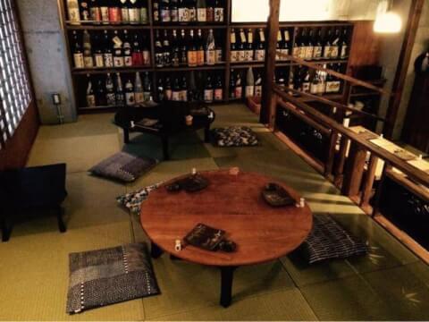 燗 アガリ 新宿 居酒屋 西口 海鮮 魚 コスパ 日本酒 個室