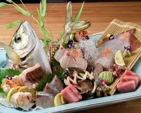 和創作呑処 緩音 博多 居酒屋 おすすめ 和食 海鮮 魚介 日本酒