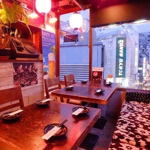 香の帆 渋谷 居酒屋 安い センター街 おすすめ