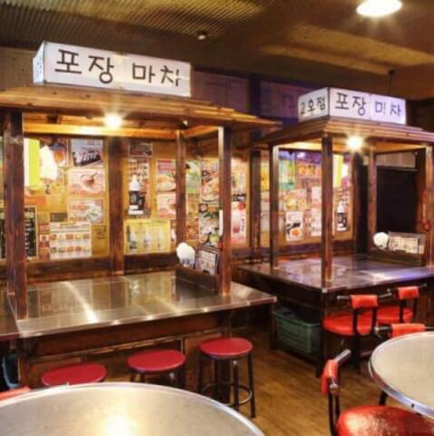 韓国路地裏食堂 カントンの思い出 新大久保 おすすめ チーズタッカルビ