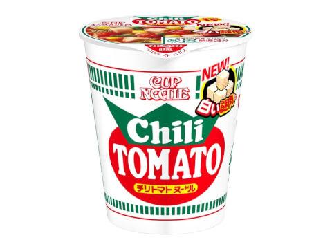 チリトマト カップ麺