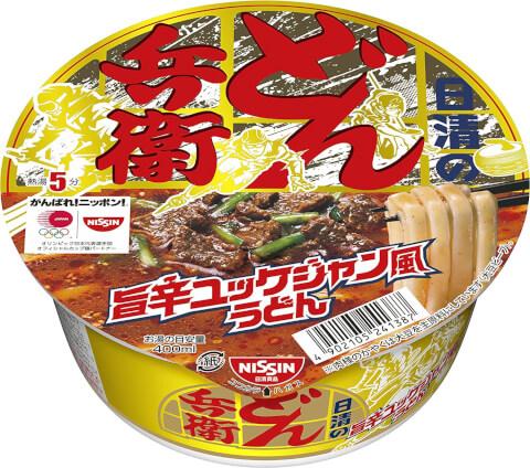 カップ麺 ユッケジャン