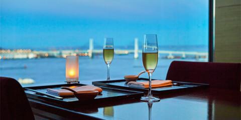 カリュウ みなとみらい 中華 ディナー おすすめ 夜景