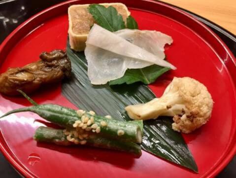 おしゃれで安い京都駅のおすすめディナー、和食が美味しい佳辰
