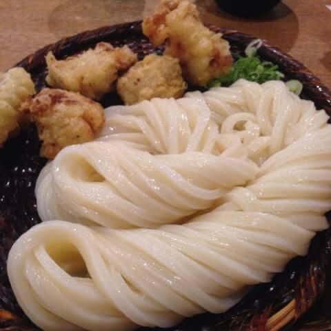 うどん うどん 慎 代々木駅 ランチ おすすめ 和食