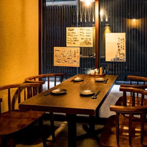 九州居酒屋 かてて 京橋