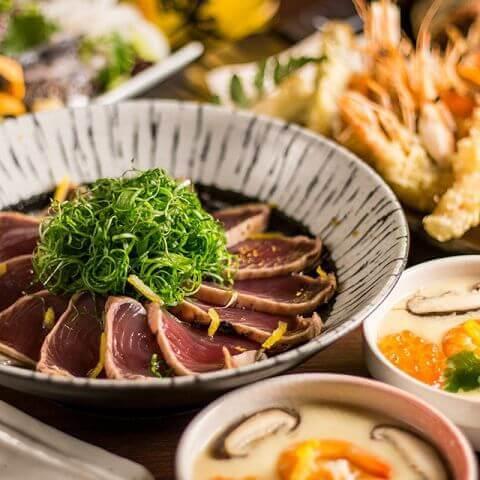 立川 京野菜と旬鮮魚 京兵衛 立川店 居酒屋 個室 和食 海鮮 魚介