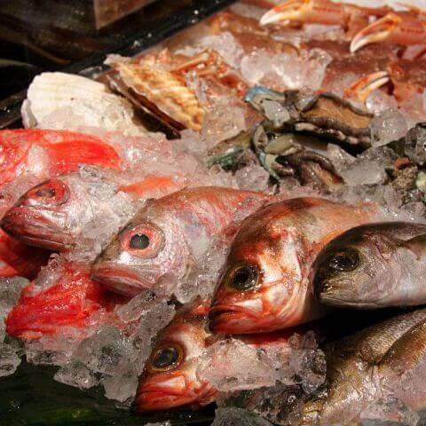 ~海鮮・炭火焼~ 上野 二代目 圭 上野 居酒屋 和食 海鮮 魚 おすすめ