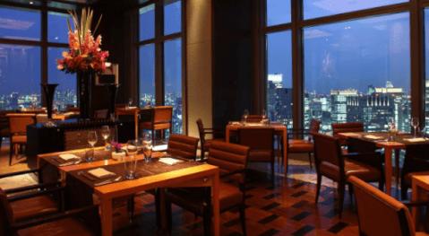 ケシキ 東京 ホテルレストラン