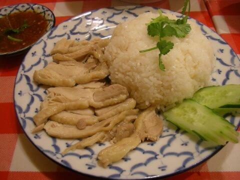 カオマンガイ_タイ料理