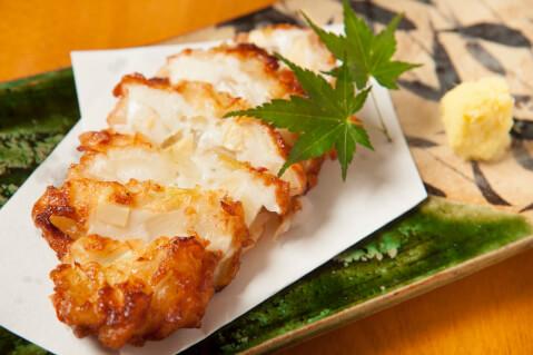 恵比寿 ディナー 和食 居酒屋 吉乃坐 料理 さつま揚げ