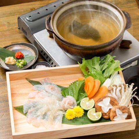 金目鯛専門居酒屋 鯛しゃぶ ぞんぶん 新宿三丁目 おすすめ 居酒屋 美味しい 海鮮 魚介