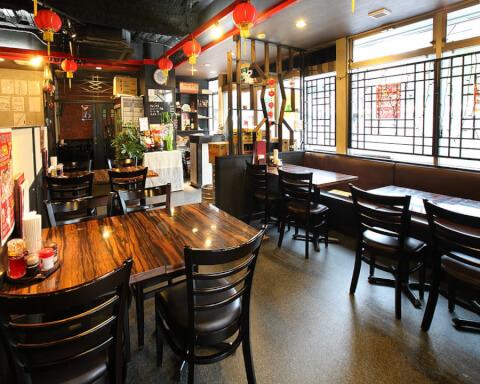 錦糸町の北口の中華が安いおすすめ居酒屋、安安