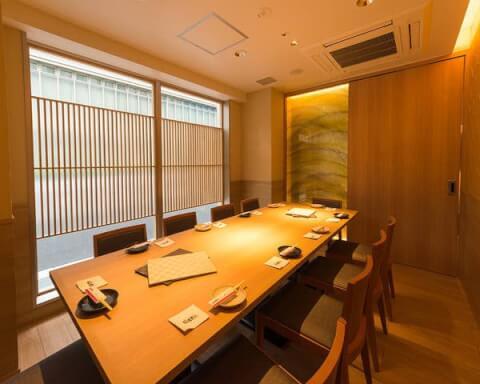 錦糸町 ランチ おすすめ 個室 和食 四季百選
