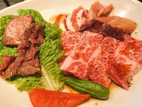 恵比寿焼肉 キンタン 恵比寿 おすすめ レストラン 肉 焼肉