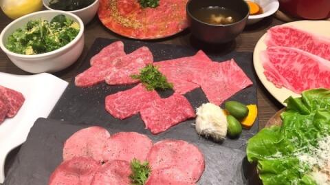 原宿 焼肉 KINTAN 原宿 ランチ おすすめ 肉