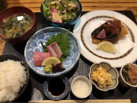 喜禄 北新地 ランチ 和食 おすすめ 海鮮