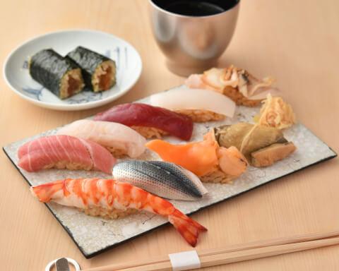 きたがわの握り寿司