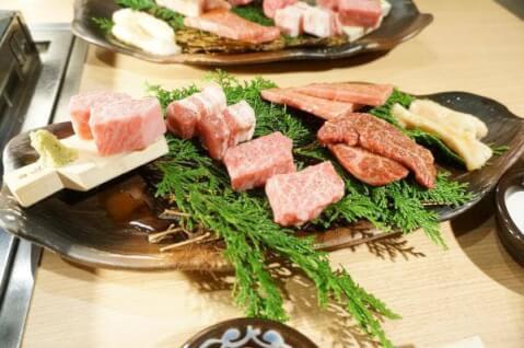 牛の蔵の料理画像