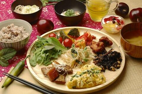 わらべ-料理