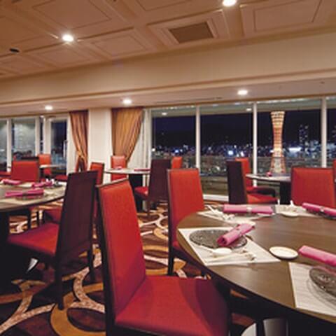 桃花春 神戸メリケンパーク オリエンタルホテル 神戸 デート ディナー おすすめ 中華