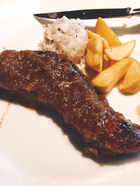 meguro-lunch-kodama-steak