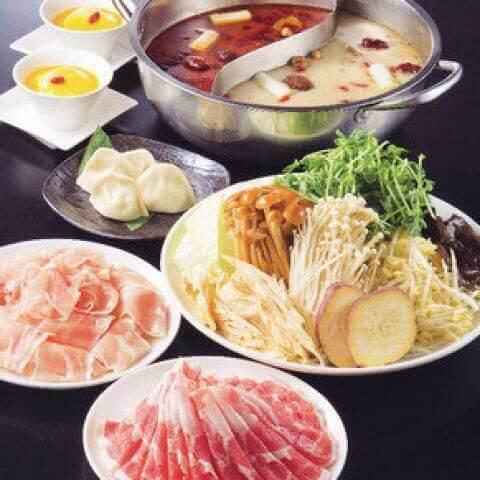 恵比寿 居酒屋 小肥羊 中華 火鍋 肉料理